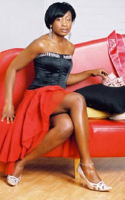 2005: Hariette Thomas