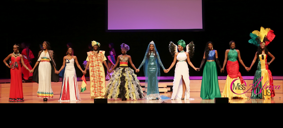 Miss Africa 2014 Top 10