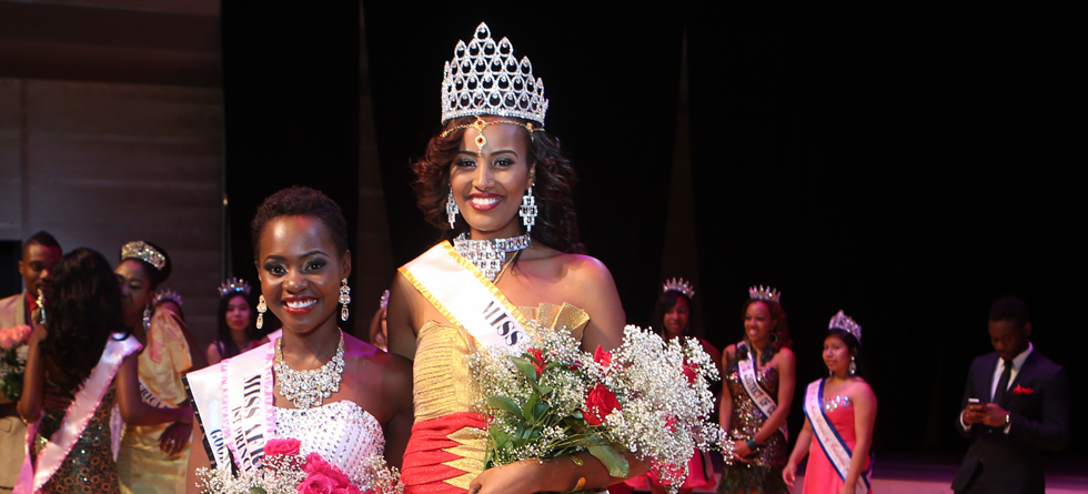 The New Queen and The First Runner Up