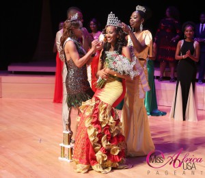 Ethiopian Beauty and Youth Advocate, Meron Wudneh Crowned Miss Africa USA 2014