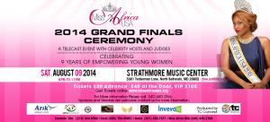 Miss Africa 2014 Finals
