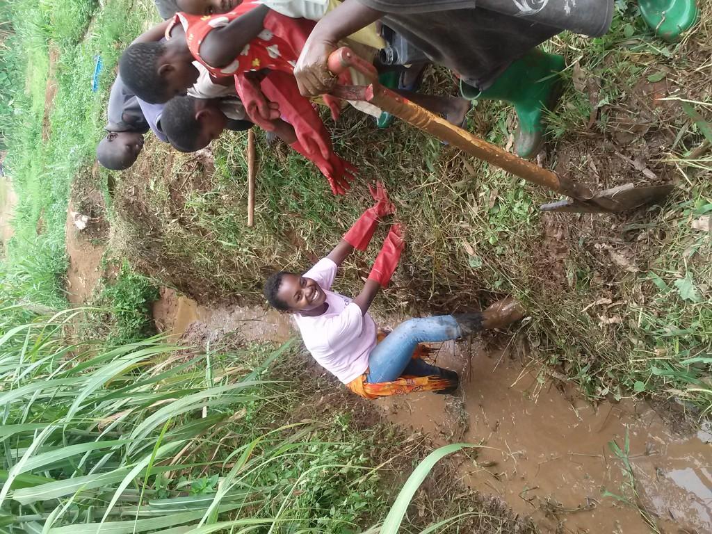 Miss Uganda USA: Hasifa Kivumbu, Clean Water for Uganda Project