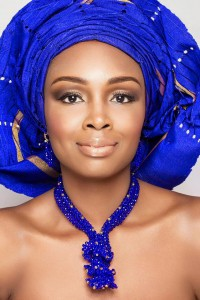 The Dynamic Azocha Nkobena Brings Her Charm On Stage As Co-Host of Miss Africa USA Pageant