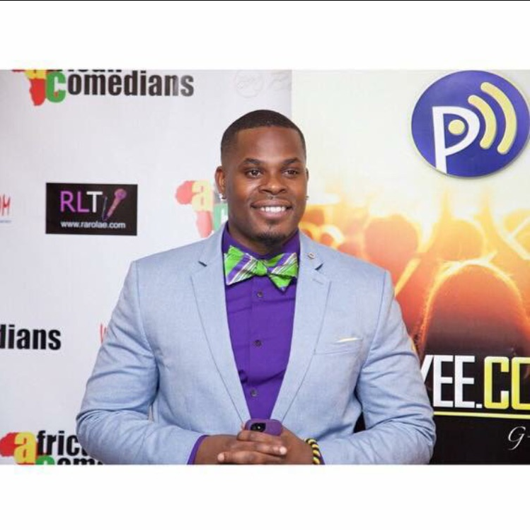 Actor/Comedian Dulo, To Co-Host Miss Africa USA Pageant, August 29 2015 At The Fillmore Theater, Silver Spring.