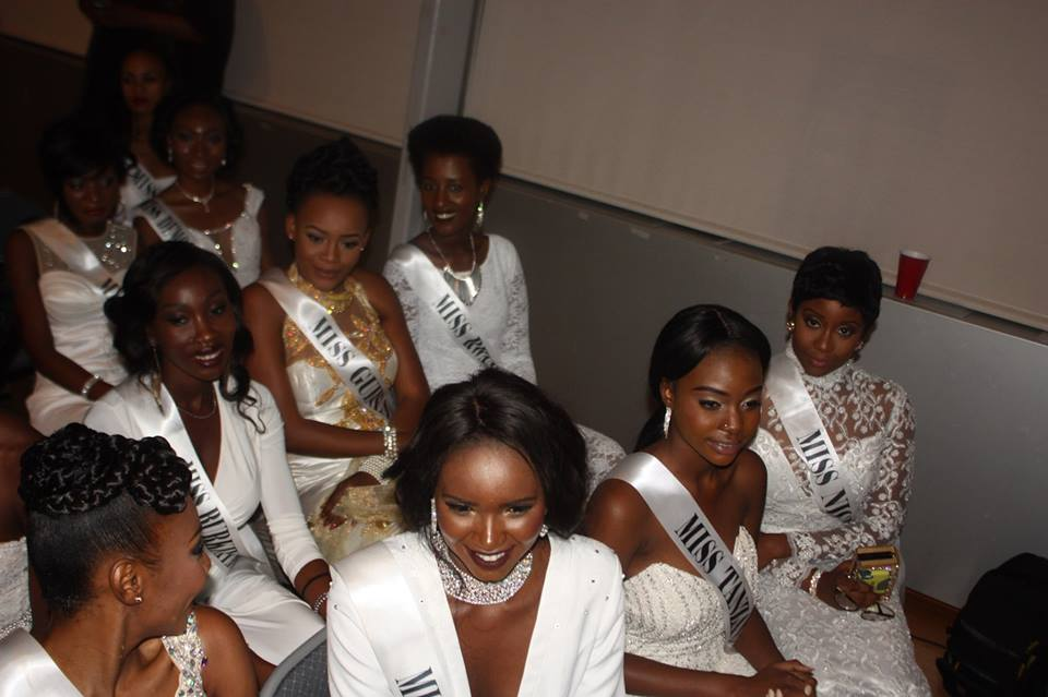 Embassy of Ethiopia Hosts Miss Africa USA Reception 2015: The Contest Continues