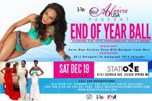 Join us for End of Year Gala Dec 19 2015