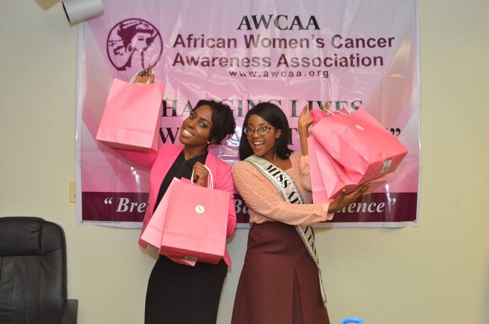 Queen Frances Udukwu Gives Back To Cancer Survivors In Maryland