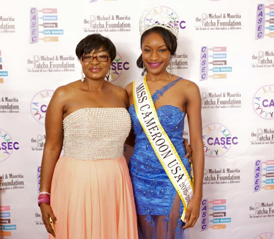 Miss Cameroon USA On Apex 1 Radio: Reveals Plans For Cancer Awareness Campaign in Cameroon 2016