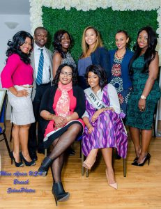 The Reigning Miss Africa USA Organized A Brunch To Celebrate Women's History Month, So Inspiring
