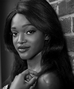 Miss Africa USA Finalist: Democratic Republic of Congo – Fighting Illiteracy in Africa