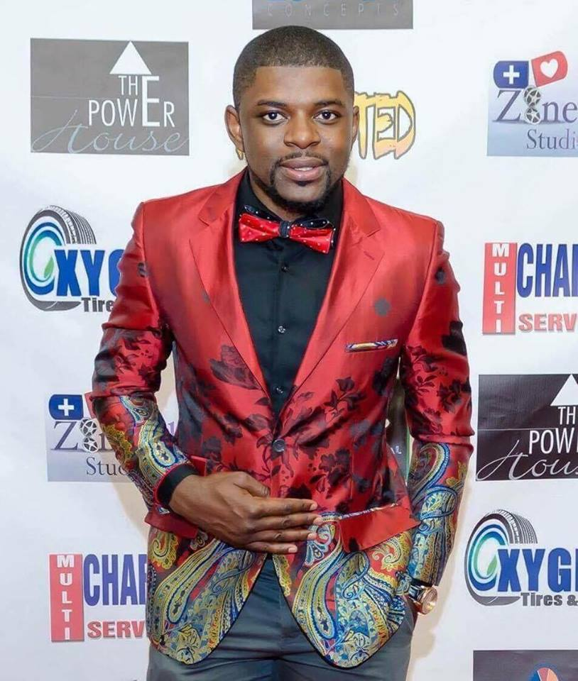 The Visionary Cameroonian Actor and Film Director Kang Quintus Is Confirmed To Host The Miss Africa USA Talent Night In Washington DC Nov. 4th.