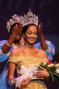 Miss Cape Verde, Nereida Lobo, Crowned Miss Africa USA 2016/17, In Washington DC