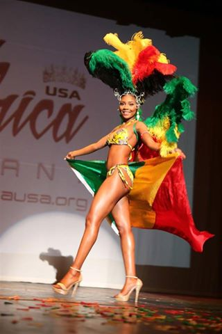 The Colors Of Africa Light  Up The Night  At Miss Africa USA 2016 Pageant