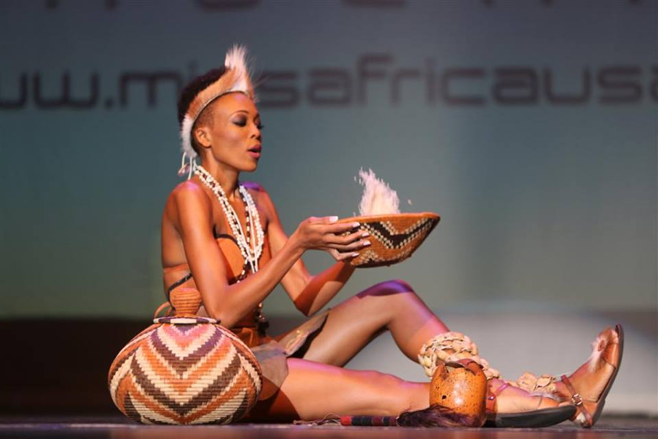 African Tradition and Culture Takes Center Stage At Miss Africa USA 2016, A Beautiful Display