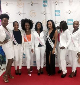 In Support of Her Pageant Sisters: Nereida Lobo, Special Guest at Miss Cameroon USA 2017