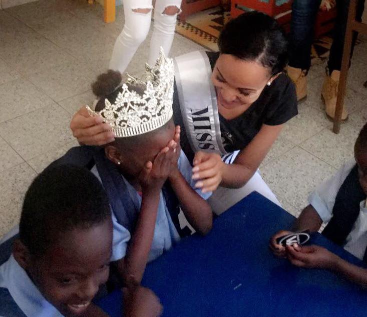 Queen Nereida Lobo Making A Difference In Her Homeland, Cape Verde