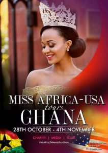 Miss Africa USA Mission Trip To Ghana