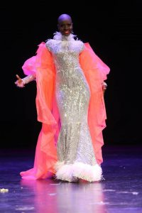 Miss Africa USA 2017 Evening Gown Fashion Highlights