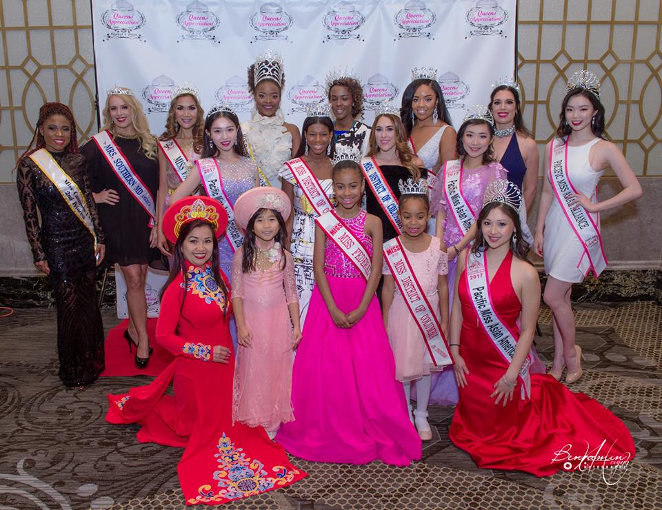 Queen Corinne Missi Among Great International Pageant Queens In USA