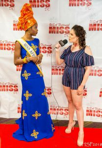 Unity In The Pageant World, Miss Africa USA Supports Sister Pageants