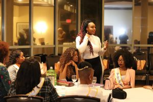 The Welcome Reception: Miss Africa USA 2019