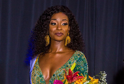 First Princess, Porscha Lee Taylor Makes History At Miss Africa USA 2019
